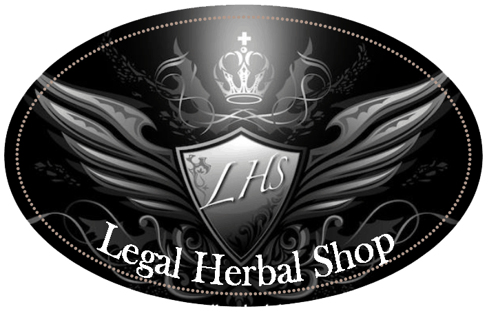 Legal Herbal Shop Logo