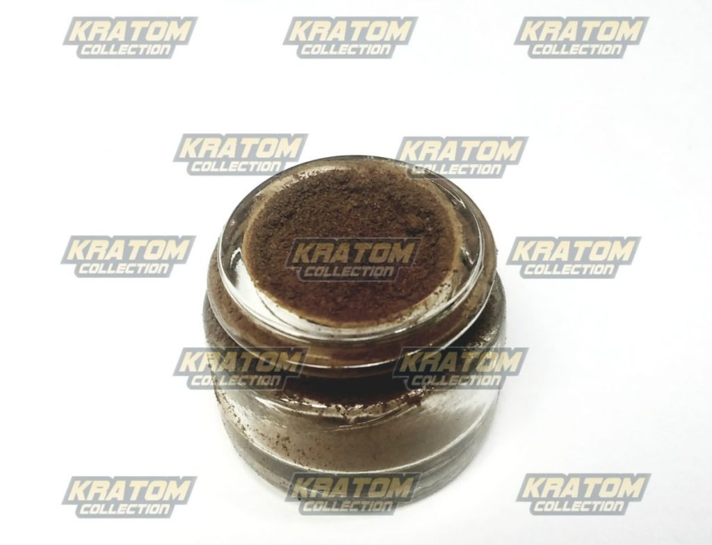 Full spectrum kratom extract powder.