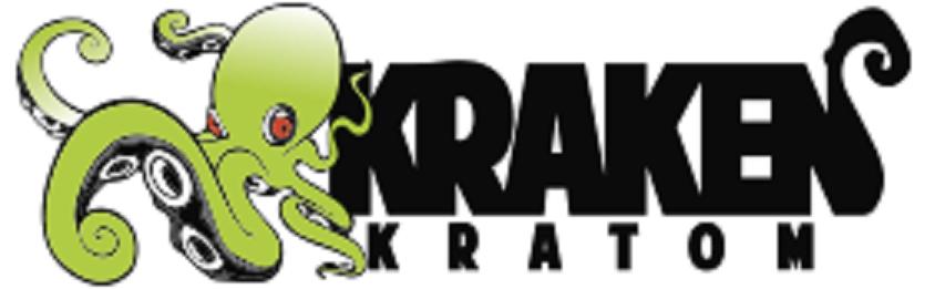 Kraken Kratom Logo