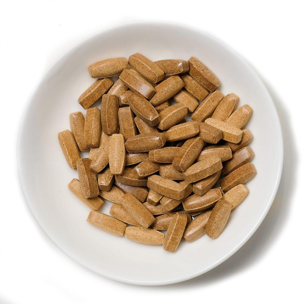 Kratom tablets
