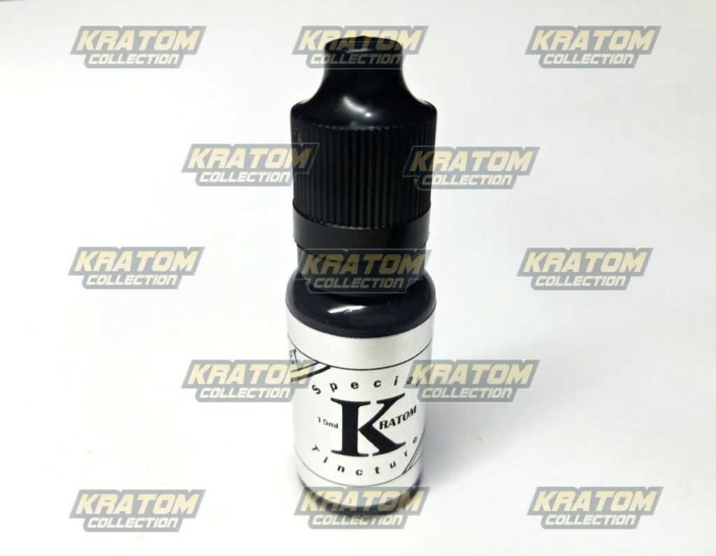 Silver label kratom tincture.